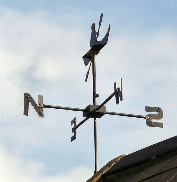 St Catherine's Weather Vane