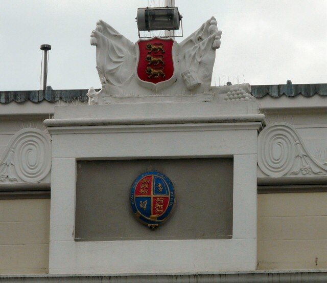 Arms and Shield