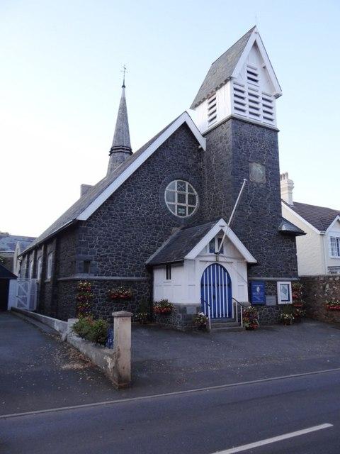 Church of Scotland, Guernsey