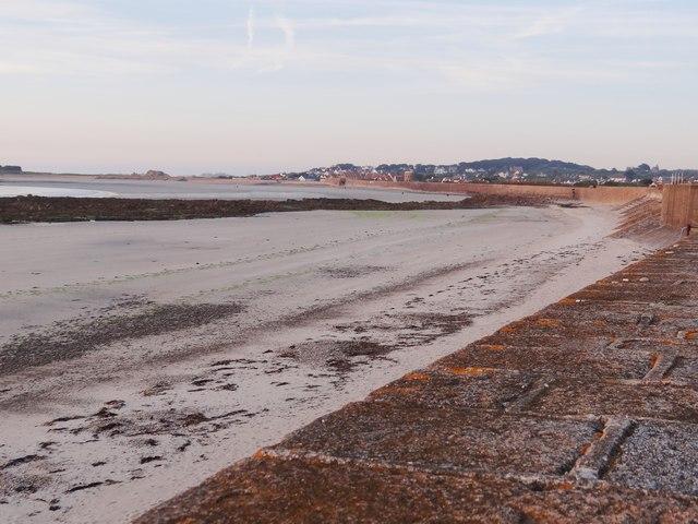 Sands at Vazon Bay
