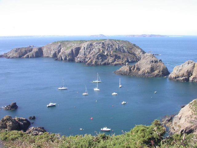Brecqhou Island, Sark
