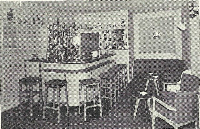The Bar at Hotel Coralie