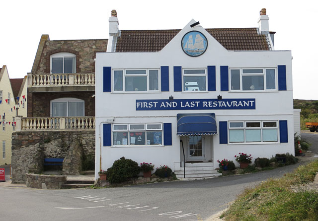 The First and Last Restaurant, Braye