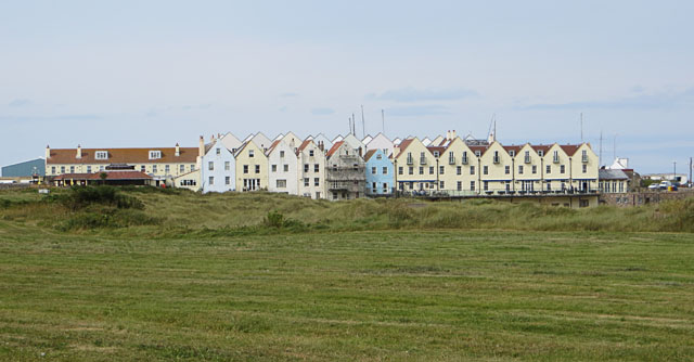 Hotels and Restaurants at Braye