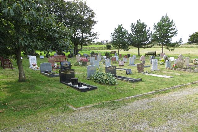 Alderney Cemetery