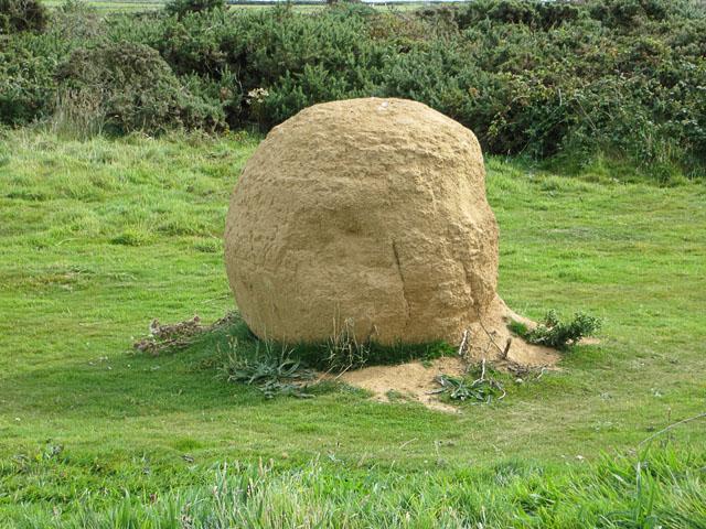 An Alderney Stone