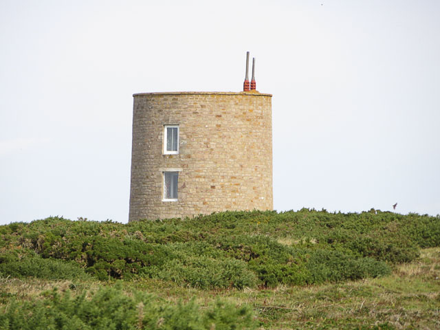 Telegraph Tower from the South