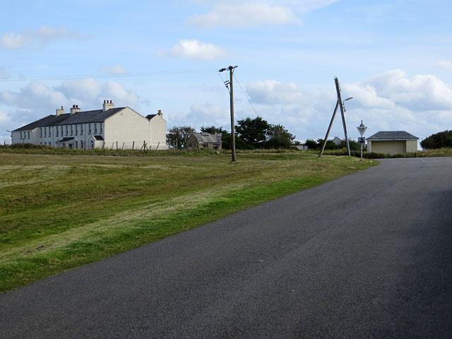 Whitegates Road Junction