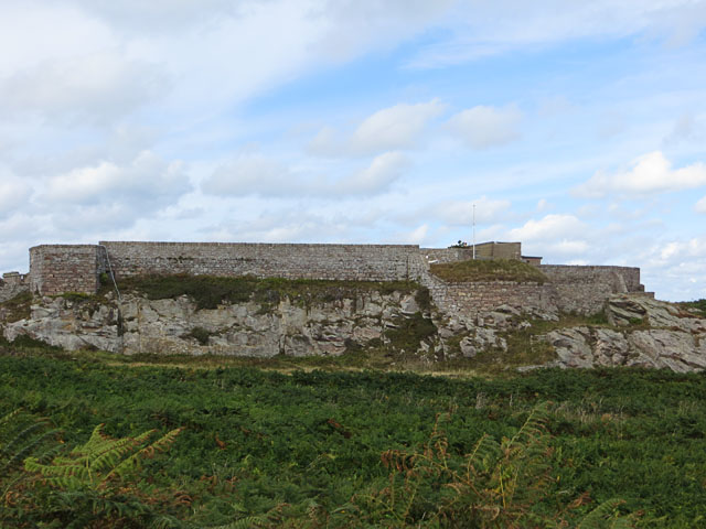 Fort Corblets from the South-west