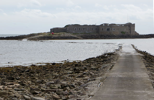 The Causeway to the Isle de Raz