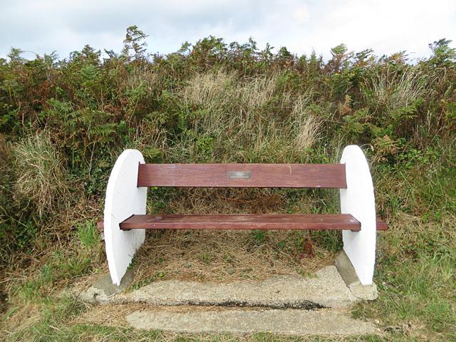 A Seat Commemorating Oleg Prokofiev