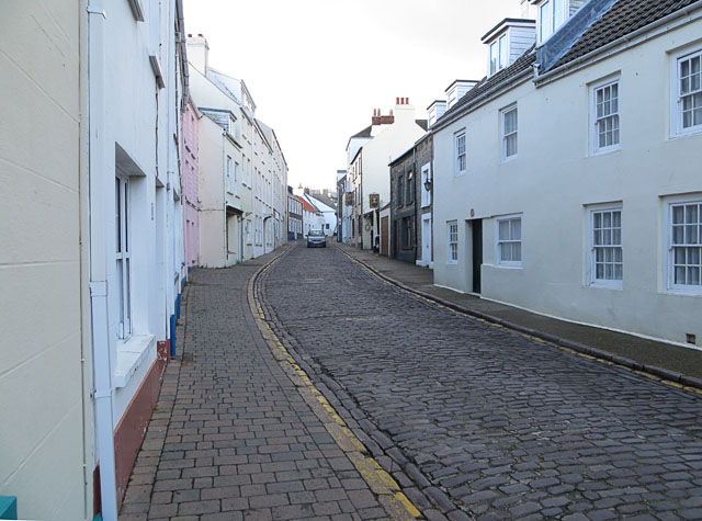 High Street, St Anne's , Alderney