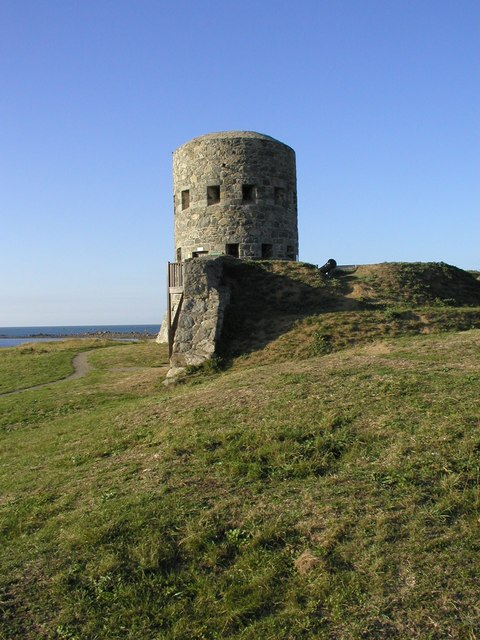 Rousse Martello Tower