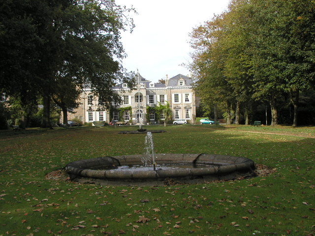 Saumarez Park - House