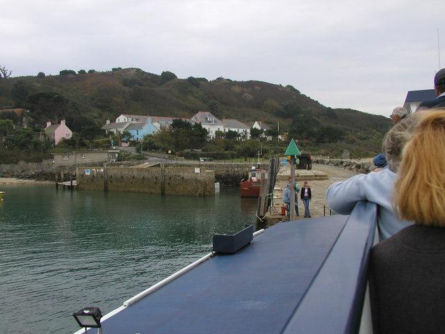 Herm Harbour, Herm
