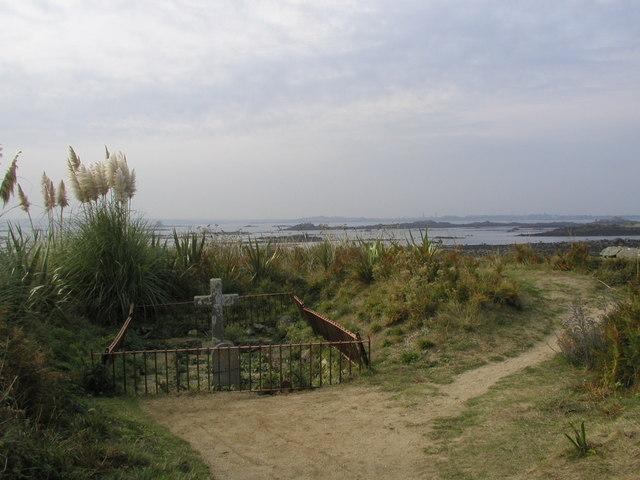 The Cemetery, Herm