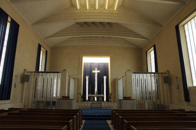 St.Matthew's glass church