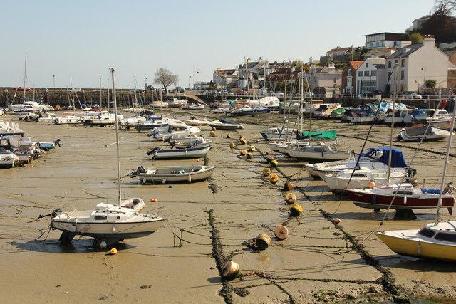 St.Aubin's Harbour