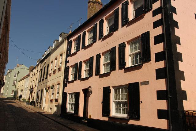 Crocquet Street