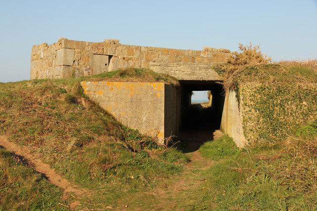 Plémont Guardhouse