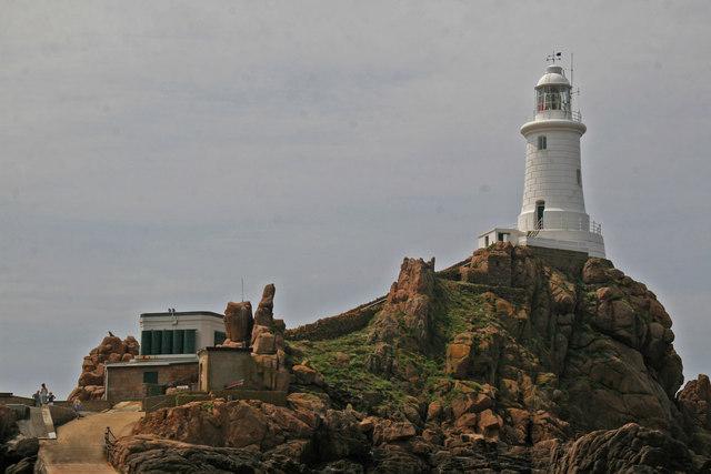 La Corbiere Lighthouse