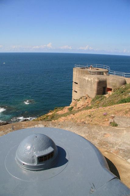 Marine Peilstand 1 Tower