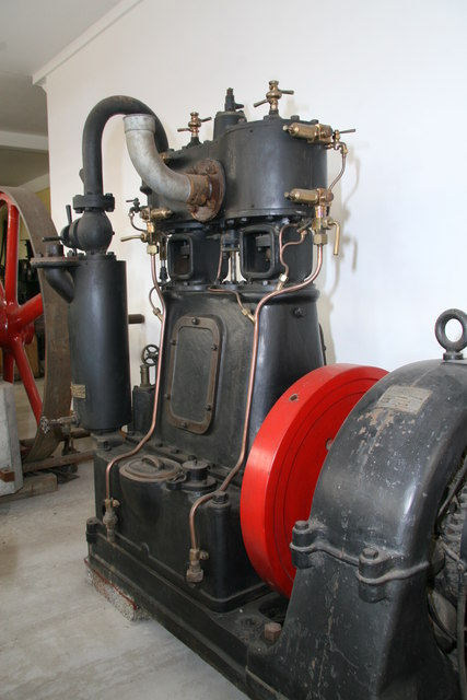 Pallot Steam, Motor & General Museum - steam engine