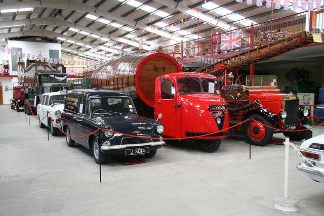 Pallot Steam, Motor & General Museum