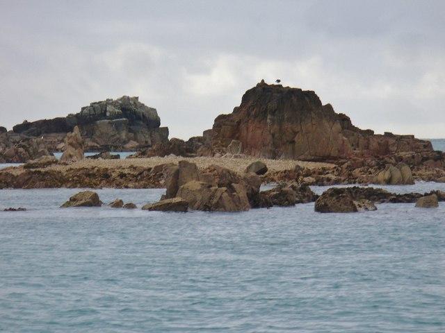 Jethou - Offshore Rocks