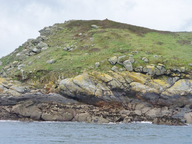 Sark - North End