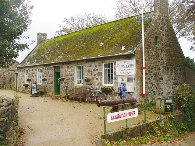 Sark - Visitor Centre