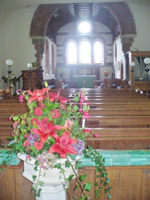 Sark Church