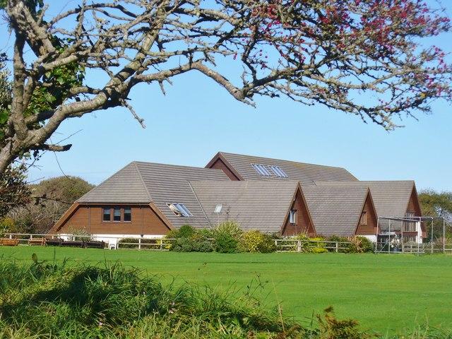 Sark Island Hall