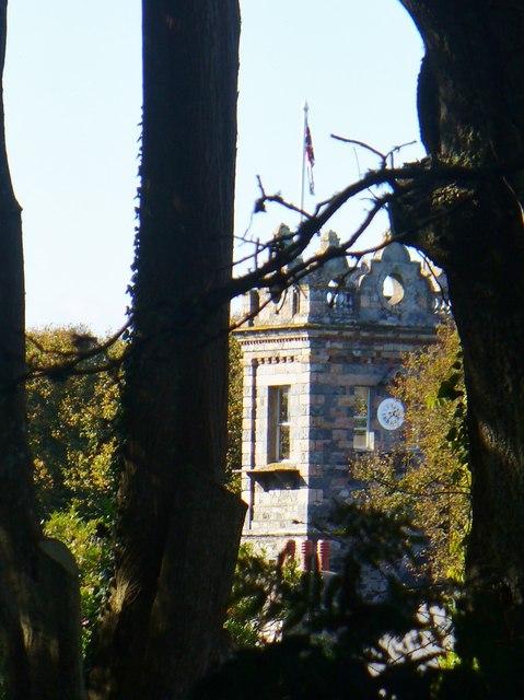 La Seigneurie - Clock Tower