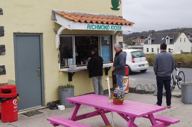 Richmond Kiosk