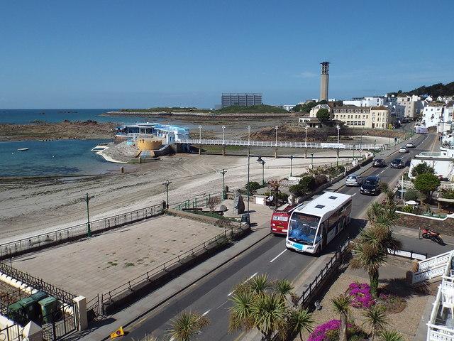 Havre des Pas, St. Helier