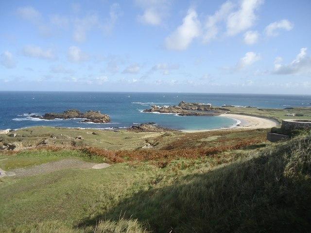 Saye Bay, Alderney