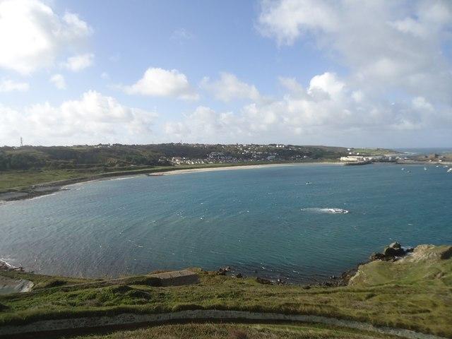 Braye Bay and St Anne, Alderney