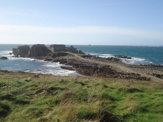 Fort Clonque, Alderney