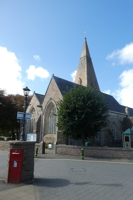 Parish Church in St. John