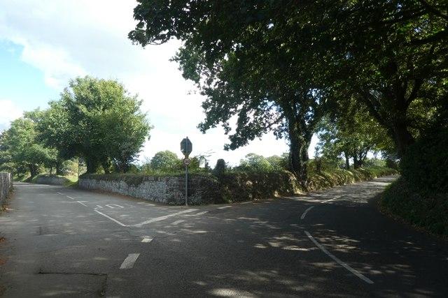 Le Mont des Vignes and Rue du Coin