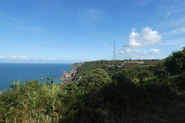 Coast north of St. John