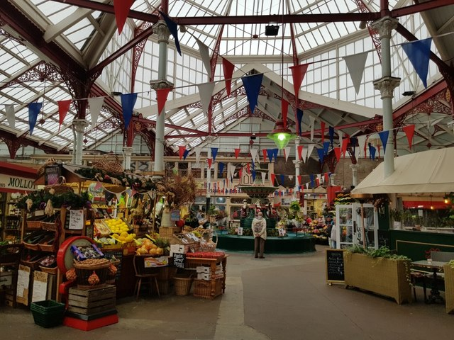 Jersey market