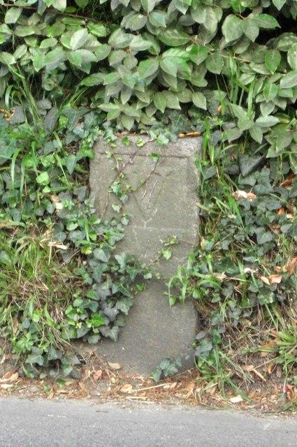 Old Milestone, Landes du Marché (Ancien jalon)